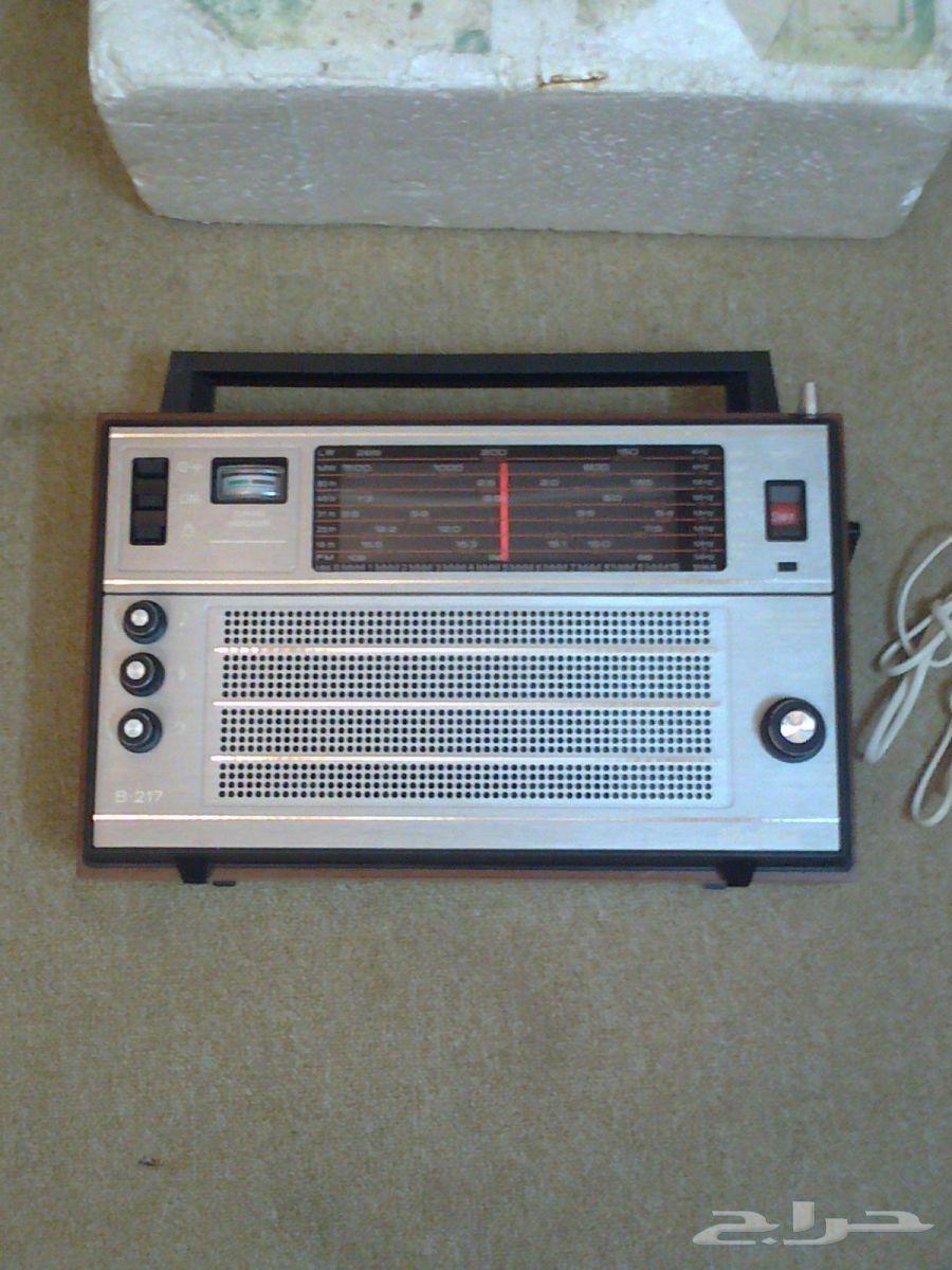 راديو خشب قديم للبيع